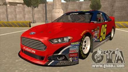 Ford Fusion NASCAR No. 95 for GTA San Andreas