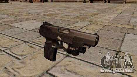 FN Five-seveN pistol for GTA 4