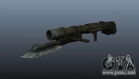 Rocket Launcher for GTA 4