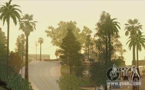 Behind Space Of Realities - Cursed Memories for GTA San Andreas tenth screenshot