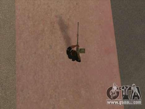 NSVT for GTA San Andreas forth screenshot