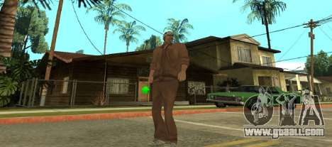 Skin Kelly from GTA Vice City Beta for GTA San Andreas third screenshot
