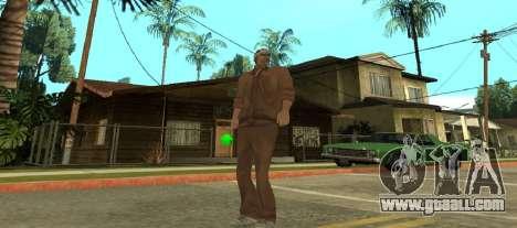 Skin Kelly from GTA Vice City Beta for GTA San Andreas third screenshot