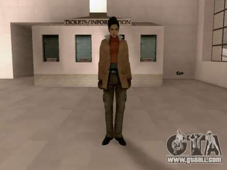 La Cosa Nostra HD Pack for GTA San Andreas forth screenshot