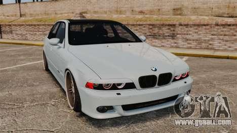 BMW M5 E39 2003 for GTA 4