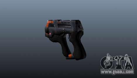 Gun M6 Carnifex for GTA 4 second screenshot