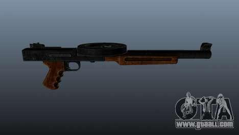 The Silenced SMG submachine gun for GTA 4 third screenshot
