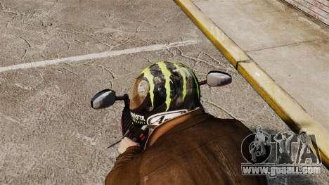 A collection of helmets Arai v2 for GTA 4 second screenshot