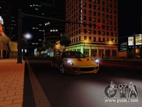 SA_RaptorX v1.0 for weak PC for GTA San Andreas third screenshot