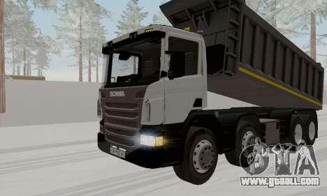 Scania P420 for GTA San Andreas