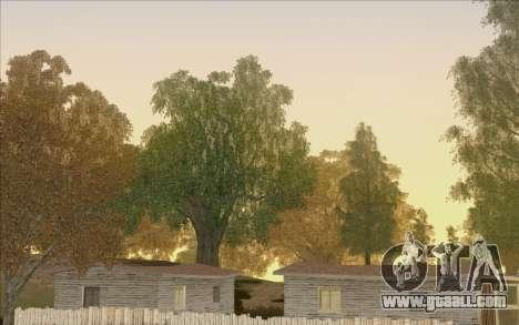 Behind Space Of Realities - Cursed Memories for GTA San Andreas eighth screenshot