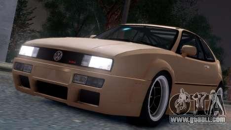 Volkswagen Corrado VR6 1995 for GTA 4 side view
