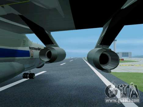 Il-76td v1.0 for GTA San Andreas right view