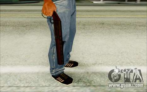 Shotgun EMSSS-12 for GTA San Andreas