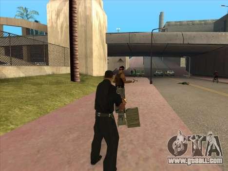NSVT for GTA San Andreas fifth screenshot
