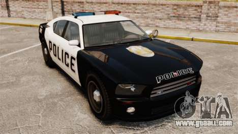 GTA V Buffalo Police for GTA 4