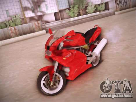 Ducati Supersport 1000 DS for GTA San Andreas