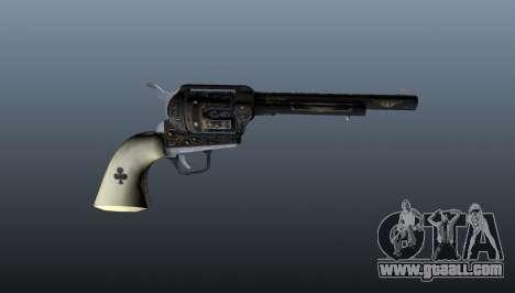 Revolver Lucky for GTA 4 third screenshot