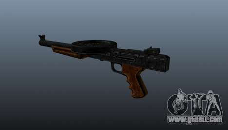 The Silenced SMG submachine gun for GTA 4 second screenshot