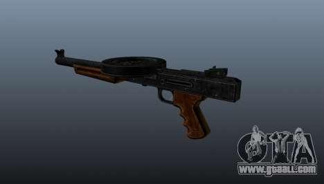 The Silenced SMG submachine gun for GTA 4 second screenshot