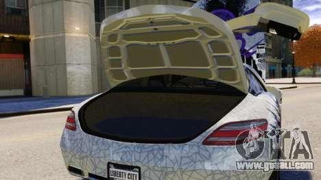 Mercedes Benz SLS AMG 2011 v3.0 [EPM] for GTA 4 interior