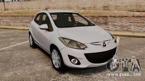 Mazda 2 for GTA 4
