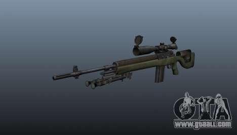 Sniper rifle OSV-96 for GTA 4