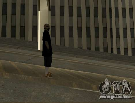 Vagos Skin Pack for GTA San Andreas forth screenshot