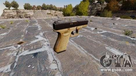 Glock 19 semi-automatic pistol for GTA 4 second screenshot
