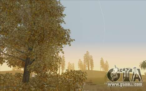 Behind Space Of Realities - Cursed Memories for GTA San Andreas forth screenshot
