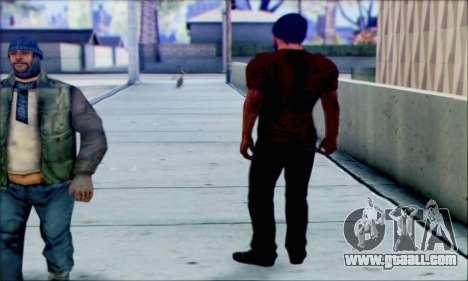 Grant Brody of Far Cry 3 for GTA San Andreas third screenshot