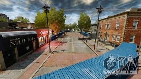 Drift around the city for GTA 4 forth screenshot