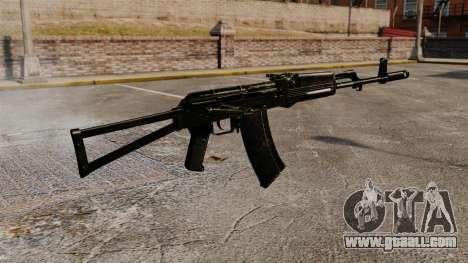 AK-47 v9 for GTA 4 second screenshot