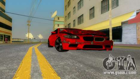 Vice City HD Road for GTA Vice City second screenshot