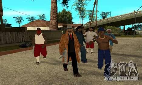 Nigga Collection for GTA San Andreas second screenshot