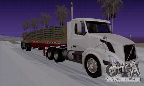 Volvo VNL 300 for GTA San Andreas right view