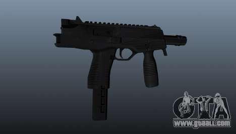Automatic pistol TMP for GTA 4 third screenshot