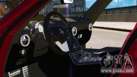 Mercedes Benz SLS AMG 2011 v3.0 [EPM] for GTA 4 engine
