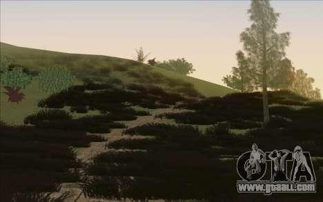 Behind Space Of Realities - Cursed Memories for GTA San Andreas ninth screenshot