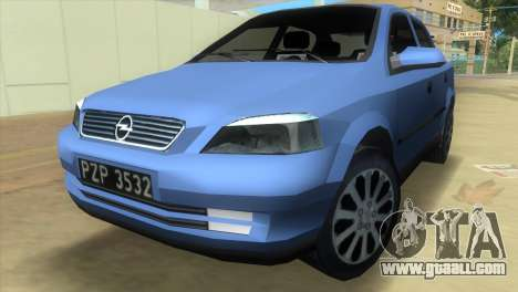 Opel Astra 4door 1.6 TDi Sedan for GTA Vice City