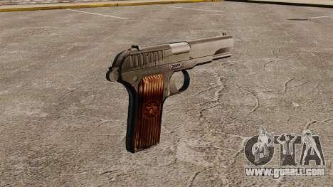 TT-33 semi-automatic pistol for GTA 4 second screenshot
