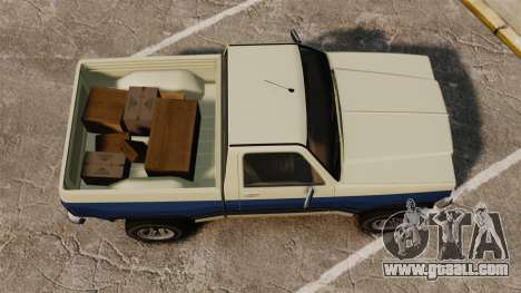 Rancher different look for GTA 4 right view