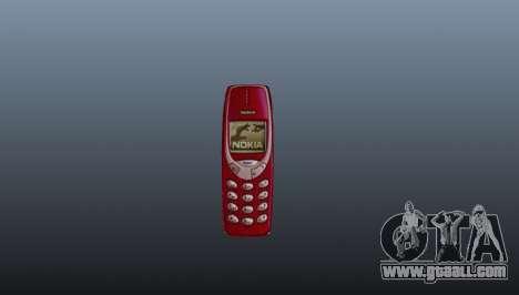 Exploding Nokia 3310 for GTA 4