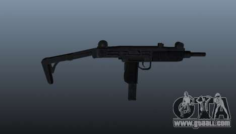 IMI Uzi submachine gun for GTA 4 third screenshot