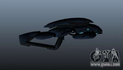 Geth Pulse Rifle for GTA 4 third screenshot