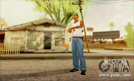 Battle Ide for GTA San Andreas