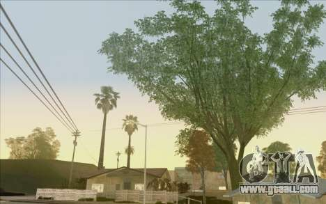 Behind Space Of Realities - Cursed Memories for GTA San Andreas fifth screenshot