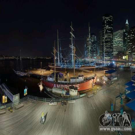 New loading screens NY City for GTA 4 third screenshot