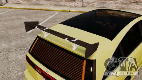 Extreme Spoiler Adder 1.0.7.0 for GTA 4 forth screenshot