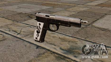 Updated pistol CZ75 for GTA 4